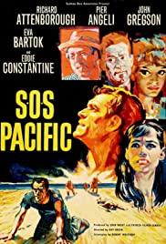 SOS Pacific (1959) Poster - Movie Forum, Cast, Reviews