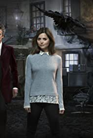 Peter Capaldi and Jenna Coleman in Doctor Who (2005)