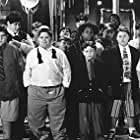 Cody Burger, Max Goldblatt, David Goldman, Joseph Wayne Miller, Aaron Schwartz, and Kenan Thompson in Heavyweights (1995)