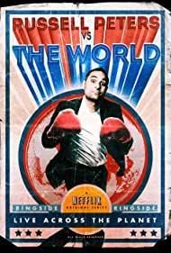 Russell Peters in Russell Peters Versus the World (2013)
