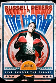 Russell Peters Versus the World Poster