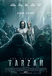 Download The Legend of Tarzan (2016) Movie