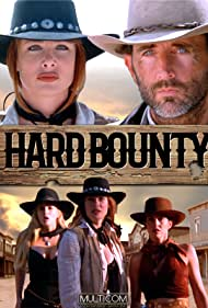 Kelly LeBrock and Matt McCoy in Hard Bounty (1995)