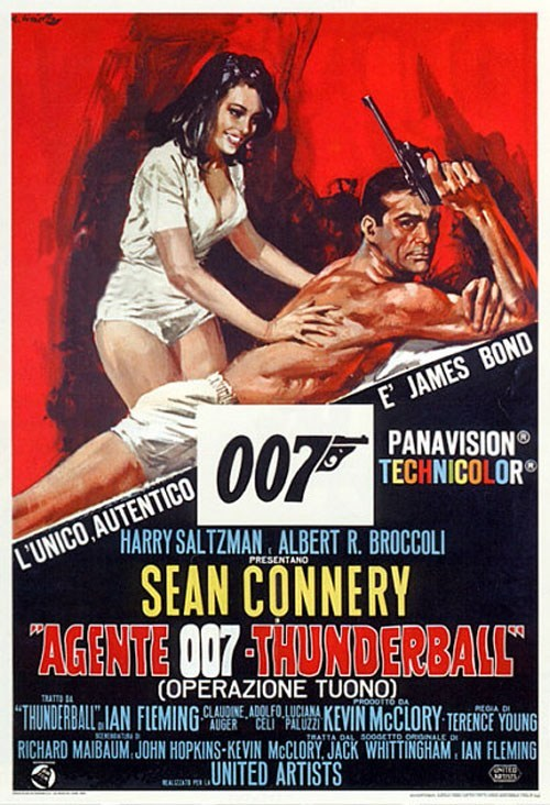 Thunderball (1965) Hindi Dubbed