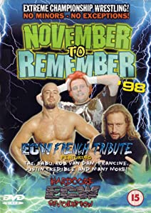 Whats a good comedy movie to watch 2018 ECW November to Remember 1998 by [QuadHD]
