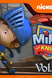 Mike the Knight Poster