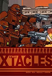 The Xtacles Poster - TV Show Forum, Cast, Reviews