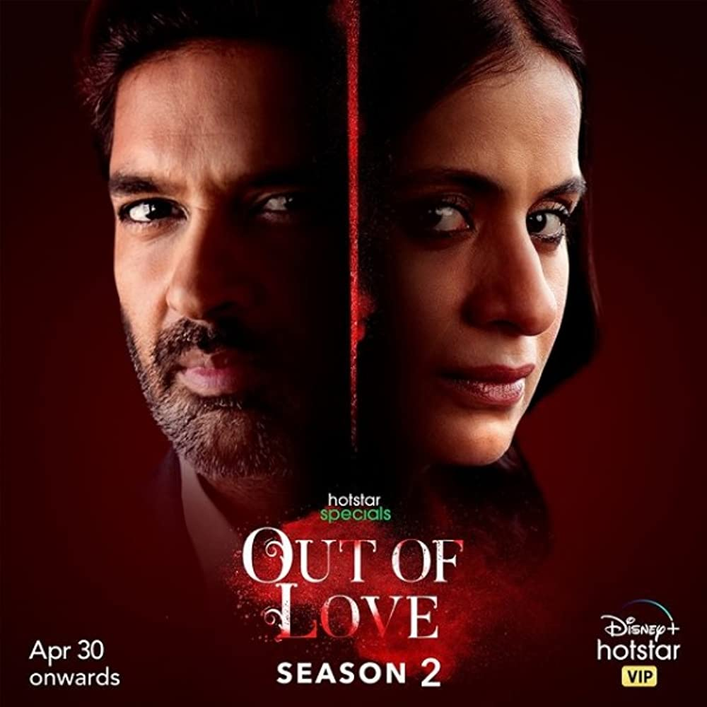 Out of Love 2021 S02 Hindi 01 To 02 Eps Hotstar Web Series 270MB HDRip Download