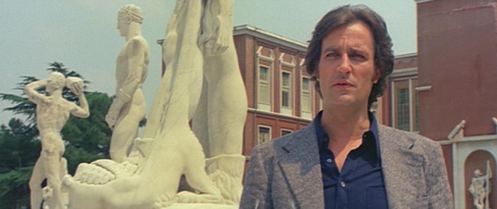 Claudio Cassinelli in Il trucido e lo sbirro (1976)