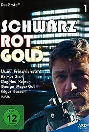 Schwarz Rot Gold Poster