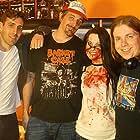 Dan Brownlie and Jessica Ann Brownlie in Virus of the Dead (2018)