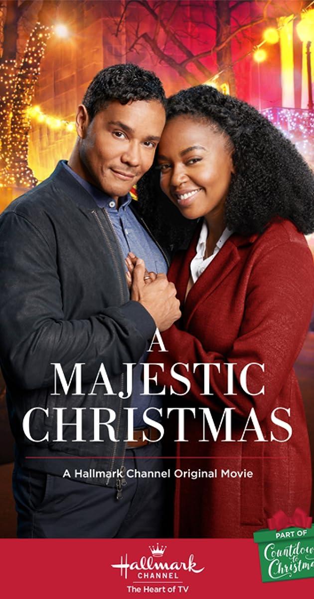 A Majestic Christmas (TV Movie 2018) - IMDb