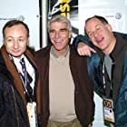 Fenton Bailey, Randy Barbato, and Harry Reems at an event for Inside Deep Throat (2005)