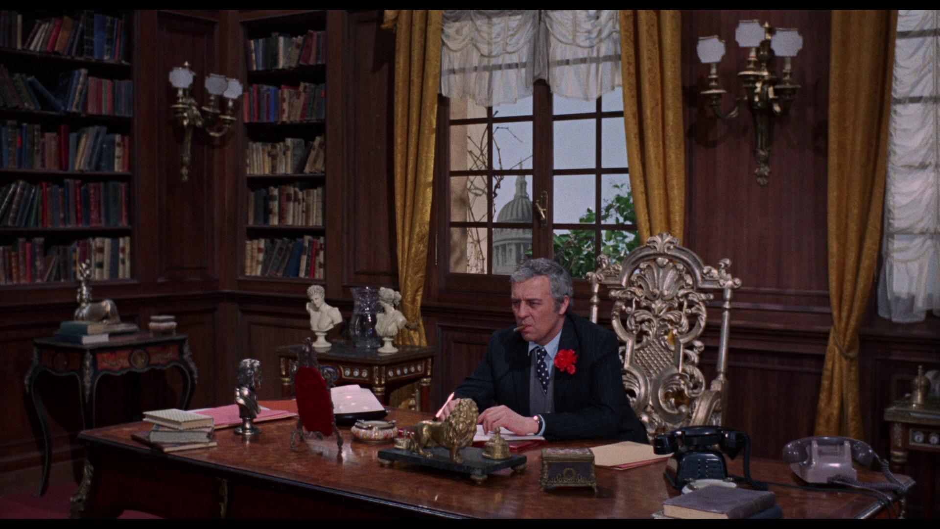 Sydney Chaplin in A doppia faccia (1969)