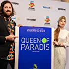 Carl Lindstrom at an event for Queen of Paradis (2020)