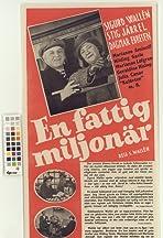 En fattig miljonär
