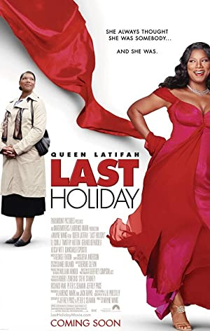 Last Holiday Poster Image