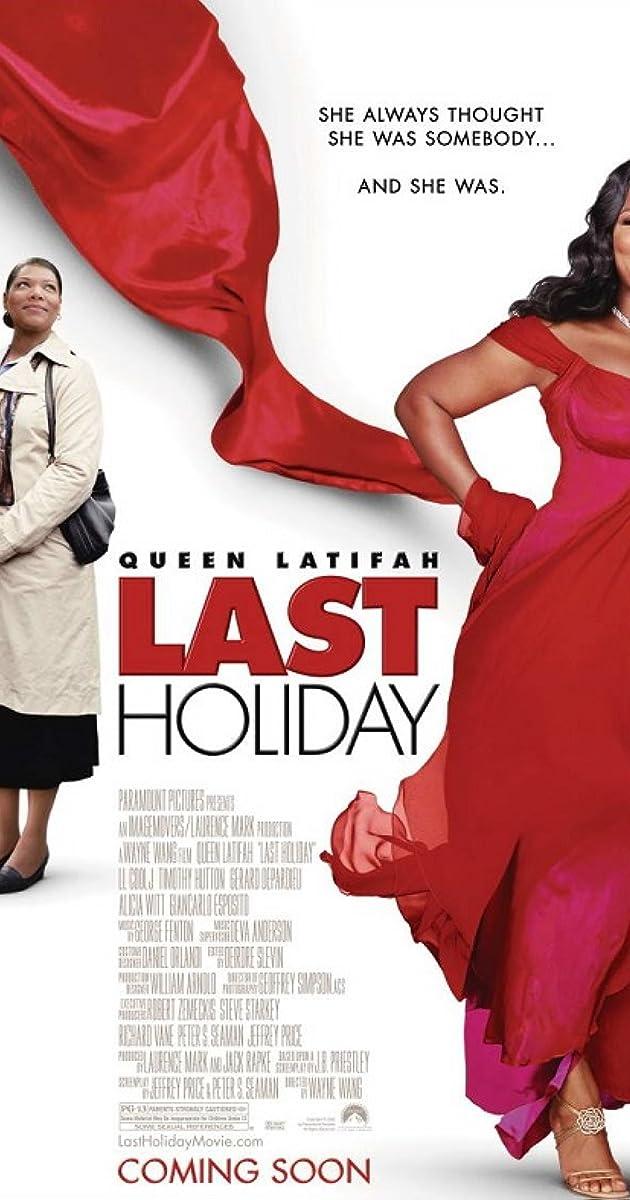 Subtitle of Last Holiday