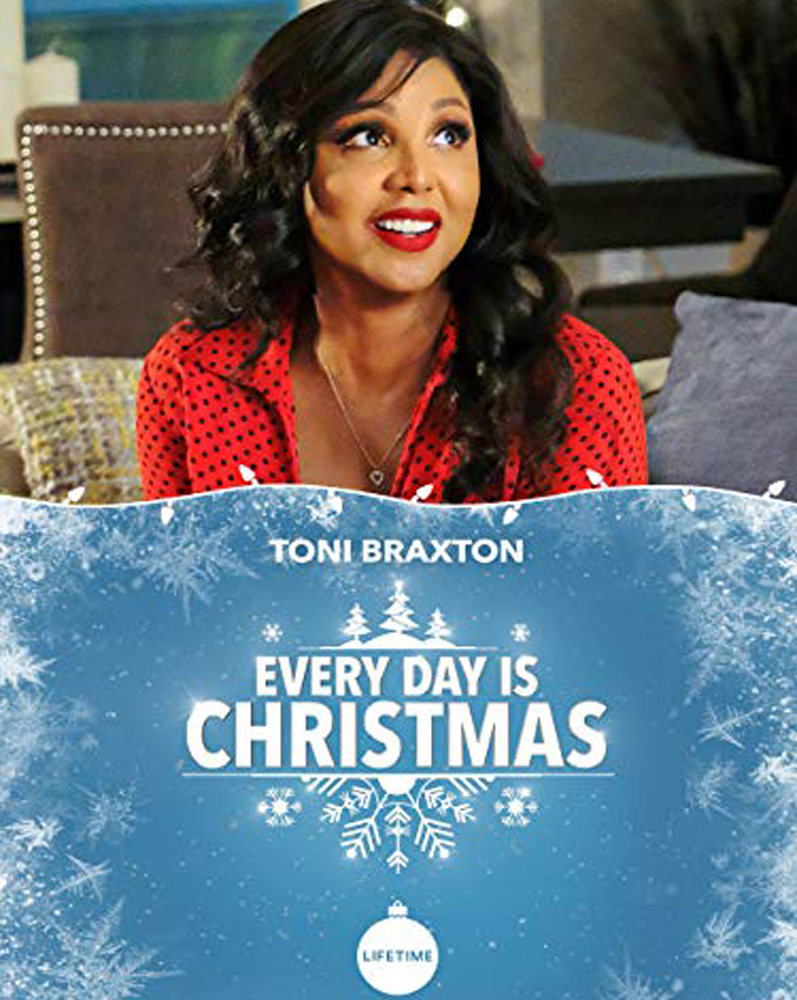Every Day Is Christmas Movie Poster
