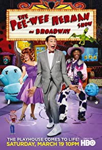 Primary photo for The Pee-Wee Herman Show on Broadway
