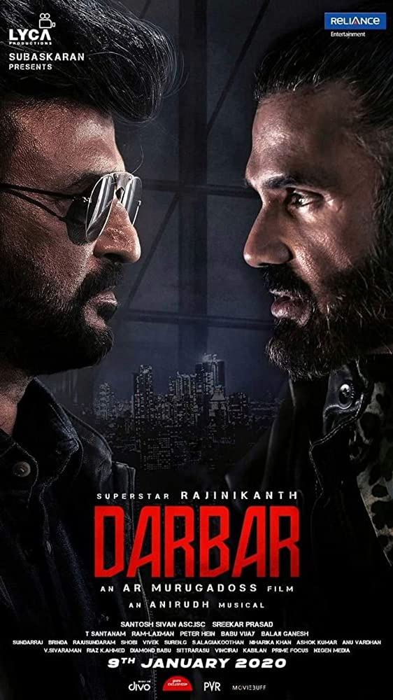Darbar (2020) Hindi 1080 | 720p | 480p PreDVD x264 AAC