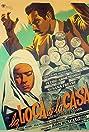 La loca de la casa (1950) Poster