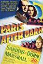 Paris After Dark (1943) Poster