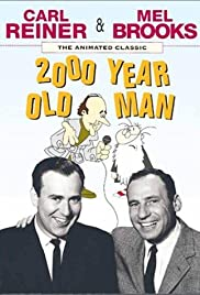 The 2000 Year Old Man (1975) Poster - TV Show Forum, Cast, Reviews