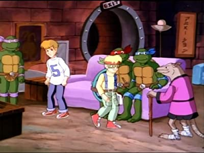 Best website movie downloads Teenage Mutant Ninja Turtles - The Missing Map, Peter Renaday (1989) [hddvd] [640x360]