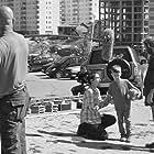 Monna Mustafa, Arti Lokaj, and Xhevdet Doda in Rooftop Story (2017)