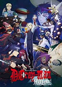 D.Gray-man Hallow full movie free download