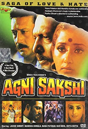 Manisha Koirala Agni Sakshi Movie