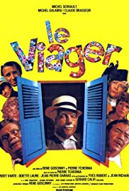 Le viager Poster