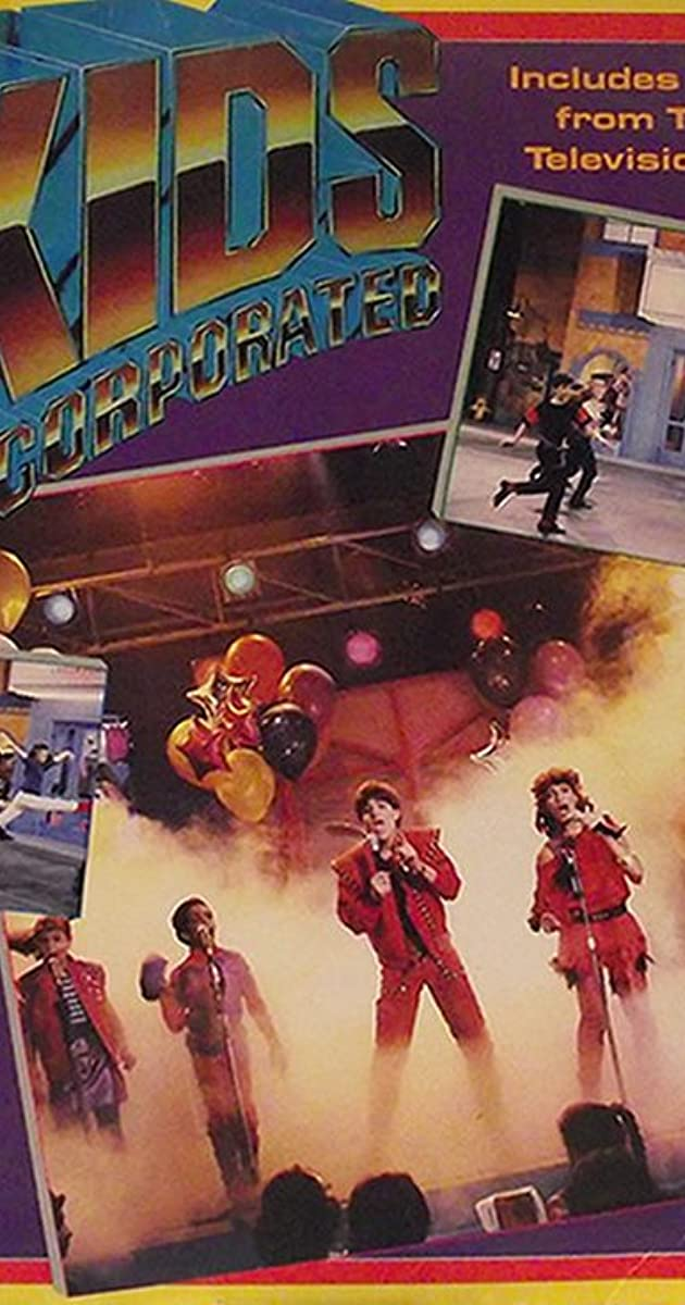 Kids Incorporated (TV Series 1984–1993)