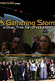 A Gathering Storm Poster