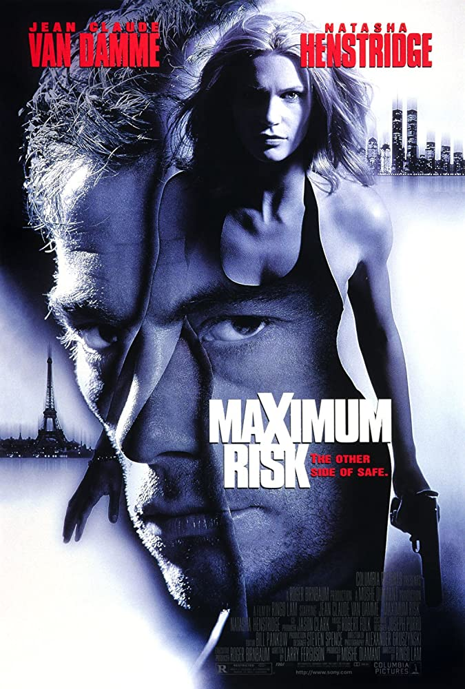 Poster film Maximum Risk (1996)