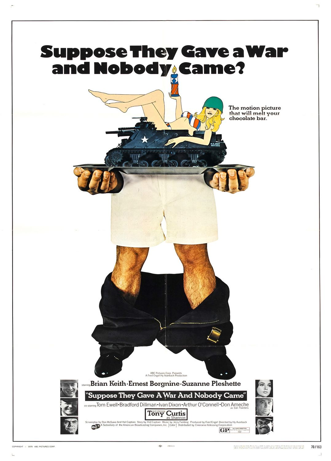 Suppose They Gave a War and Nobody Came? (1970) - IMDb