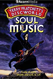 soul music dvd terry discworld pratchett tv 1997 complete series jack collection anime sisters hockley andy watchcartoononline box dvds imdb