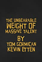 The Unbearable Weight of Massive Talent (2021) Poster