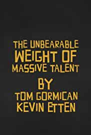 The Unbearable Weight of Massive Talent (2021) HDRip english Full Movie Watch Online Free MovieRulz