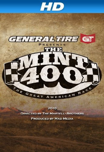 The 2010 General Tire Mint 400 on FREECABLE TV