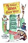 My Friend Irma Goes West (1950) Poster