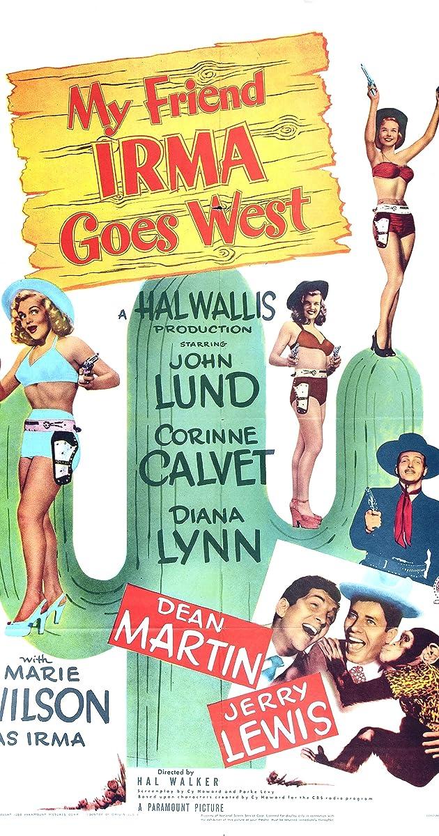 My Friend Irma Goes West (1950) Subtitles
