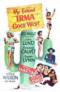 Mobile full movie downloads My Friend Irma Goes West by George Marshall [480x272]