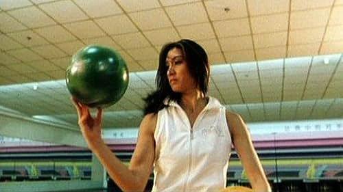 Flashy martial arts stunts permeate this movie trailer