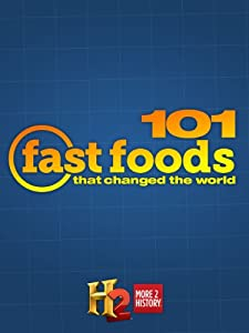 Downloads movies bittorrent 101 Fast Foods that Changed the World by [Bluray]