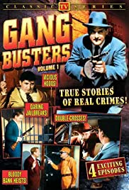 Gang Busters Poster