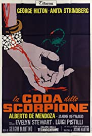 The Case of the Scorpion's Tail (1971) Poster - Movie Forum, Cast, Reviews