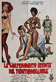 La sorprendente eredità del tontodimammà (1977) Poster - Movie Forum, Cast, Reviews