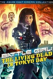 Batoru gâru: Tokyo crisis wars Poster